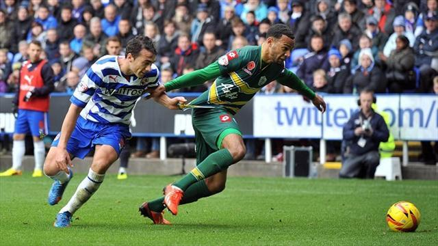 Championship - Phillips stars as QPR go top of the league
