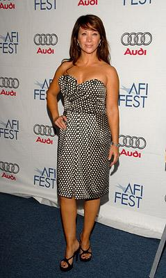 Cheri Oteri at the Hollywood AFI special screening of Samuel Goldwyn Films' Southland Tales