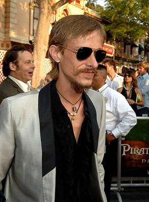 Premiere: MacKenzie Crook at the Disneyland premiere of Walt Disney Pictures' Pirates of the Caribbean: Dead Man's Chest - 6/24/2006