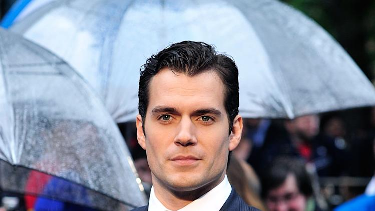 Man Of Steel - UK Premiere - Red Carpet Arrivals