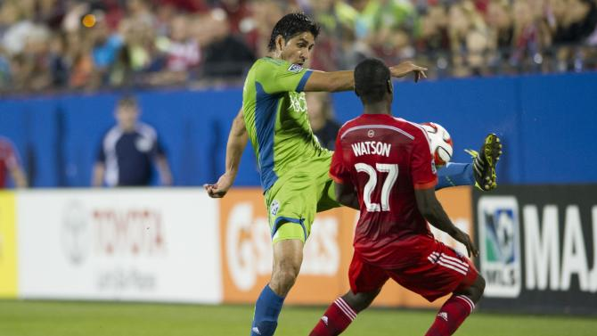 Seattle Sounders v FC Dallas