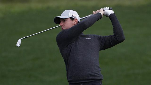 Golf - McIlroy five shots off Texas Open pace