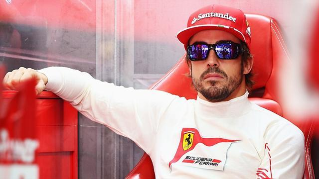 Formula 1 - Alonso urges Ferrari to stay calm