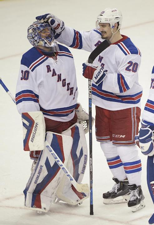 Lightning face Rangers with trip to Cup finals on the line