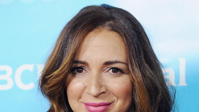 """Maya Rudolph (""""Up All Night"""") attends the 2012 NBC Universal Winter TCA All-Star Party at The Athenaeum on January 6, 2012 in Pasadena, California."""
