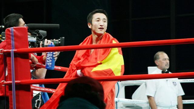 Boxing - China's Olympic champion Zou wins professional debut