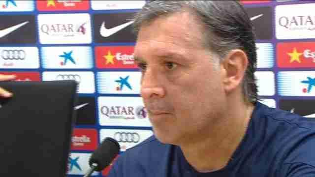 Liga - Martino: We lacked control
