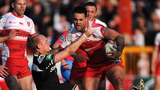 Rugby League - Tuimavave leaves Robins
