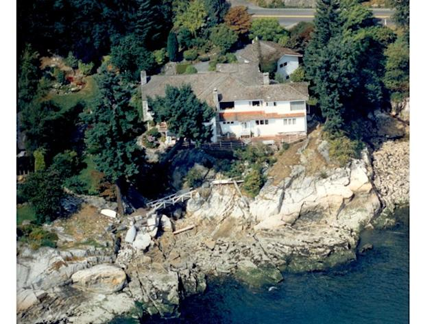 Canada's most expensive residence is on the market for $37.9 million on Marine Drive in West Vancouver.