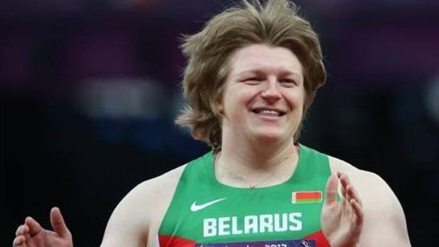 Shot putter Ostapchuk handed one-year suspension
