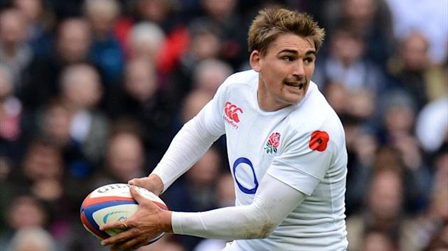 Toby Flood, England