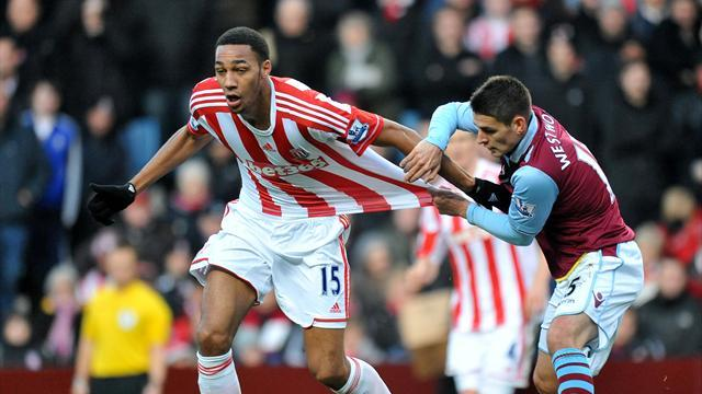 Premier League - Villa and Stoke share spoils in bore draw