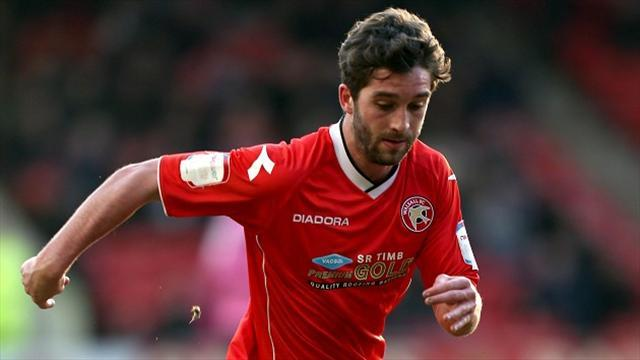 League One - Brentford land Grigg