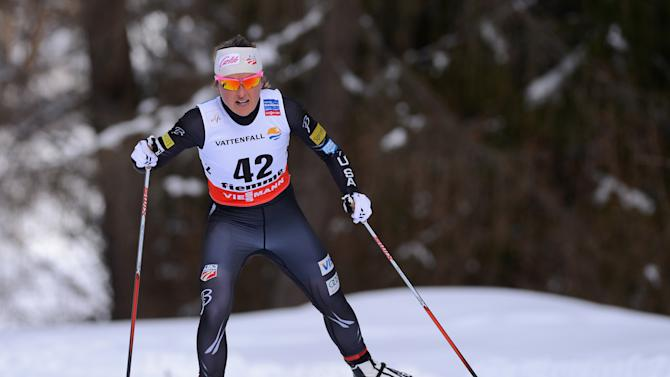 Cross Country: Women's Distance - FIS Nordic World Ski Championships