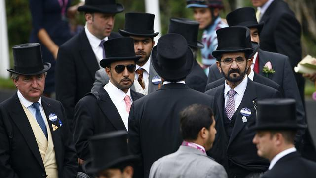 Horse Racing - Royal Ascot visitors pay for fashion faux pas