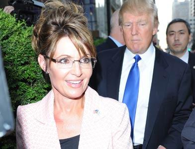 pst Donald And Palin Pizza