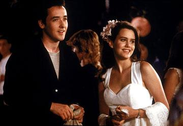 John Cusack and Ione Skye in 20th Century Fox's Say Anything
