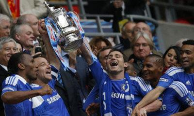 Chelsea Win Dramatic FA Cup Final