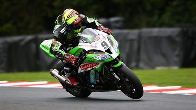 Superbikes - Oulton BSB: A 'tough' weekend for Walker