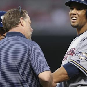 Astros Get Carlos Gomez, Mike Fiers From Brewers