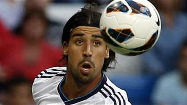 Champions League - Khedira happy in the shadows