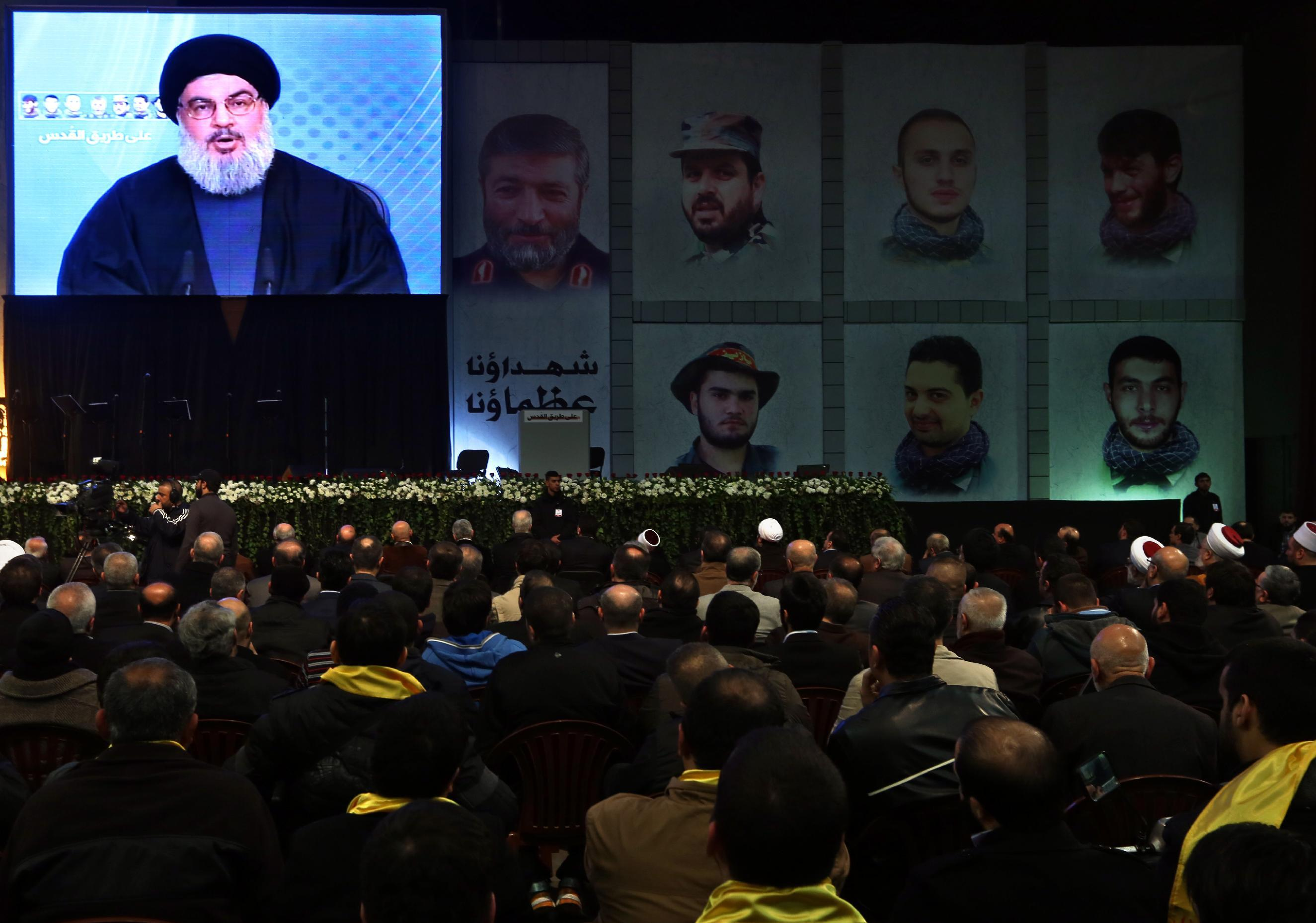 Hezbollah warns Israel it won't tolerate more attacks