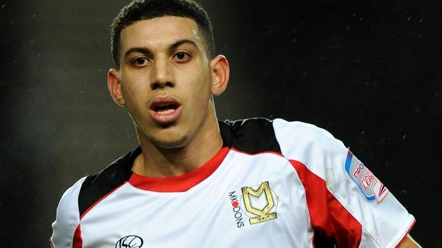 League One - MK Dons earn draw at Plymouth