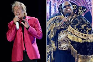 Rod Stewart, Cee Lo Green Will Sing on 'The Voice'