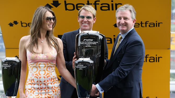 Betfair Weekend King George Day And Summer Garden Party