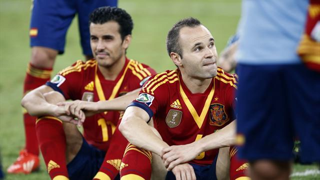 World Cup - Iniesta: I suffered depression before World Cup