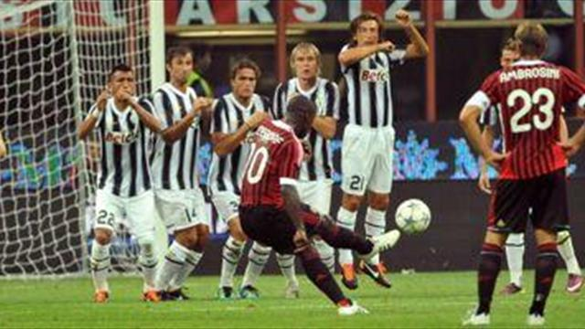 Serie A - Seedorf: No call from Milan
