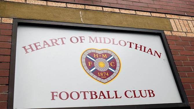 Heart Of Midlothian badge