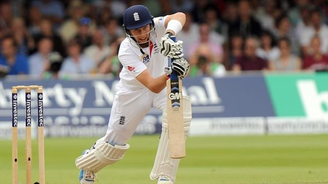 Ashes - Root welcomes return to form