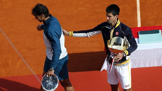 French Open - Djokovic and cold weather threaten Nadal's Paris bid