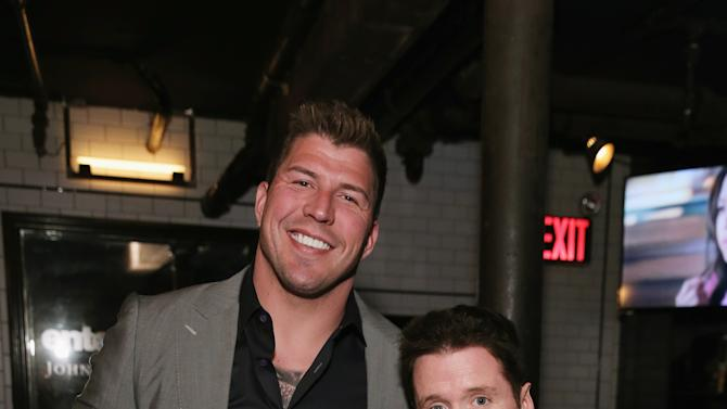 """Johnnie Walker + Entourage debut """"Johnny for Johnnie"""" with writer Doug Ellin and director Kevin Connolly"""
