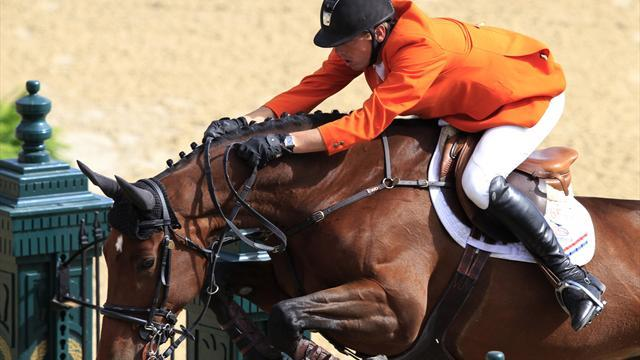 Home win for Smolders in Rotterdam