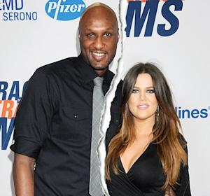 Khloe Kardashian Files for Divorce From Lamar Odom After Four Years of Marriage
