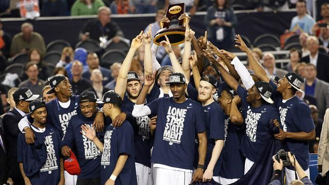 Basketball - Connecticut tame Wildcats to clinch NCAA title