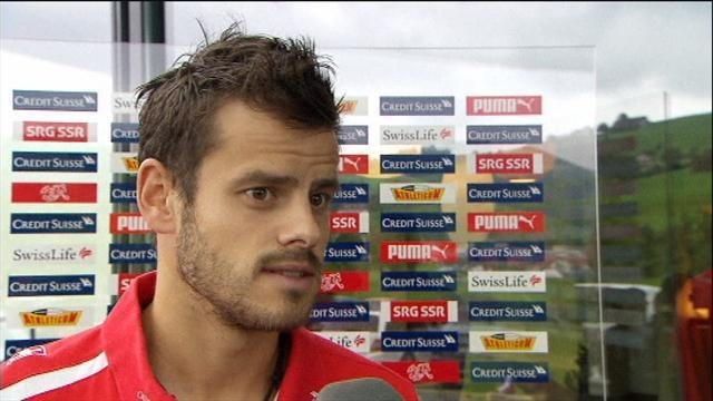 Barnetta returns for Slovenia opener