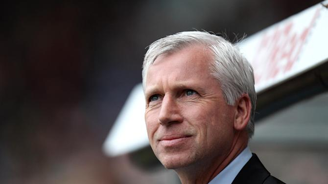 Newcastle United manager Alan Pardew is feeling positive about the new season ahead