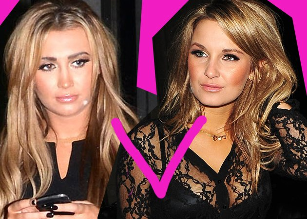 lauren goodger and sam faires