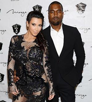"Kim Kardashian: Kanye West ""Loves"" My Pregnancy Curves"