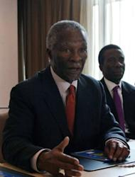 African Union mediator Thabo Mbeki announces that Sudan and South Sudan have reached an agreement on how to share the oil riches controlled by Khartoum