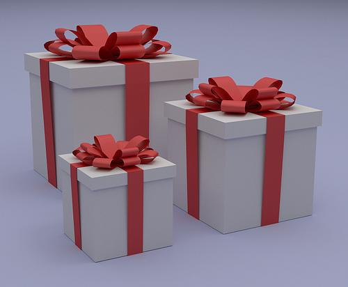Gift Boxed Items