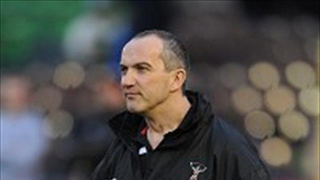 Rugby - O'Shea devastated by defeat