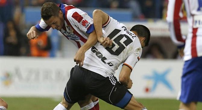 Video: Atletico Madrid vs Valencia