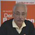Dennis Bevington, NDP candidate, announces party platform in N.W.T.