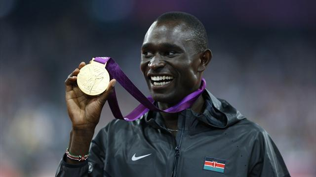 Athletics - Rudisha to run in Doha Diamond League