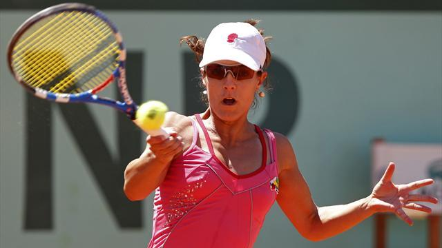 Tennis - Spanish tennis player Llagostera Vives banned for 2 years