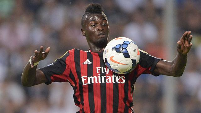 Ligue 1 - Dismal Milan humbled by Caen in friendly